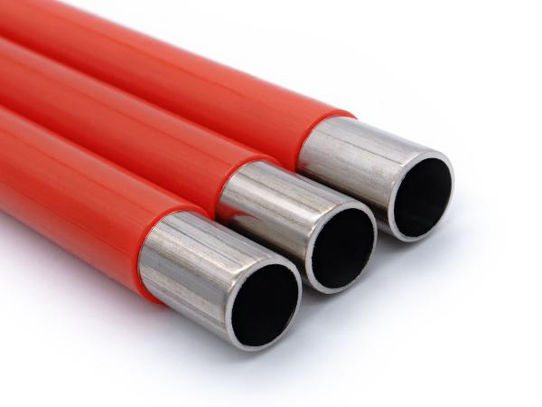 不锈钢覆塑热水管