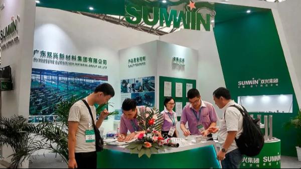 (展会回顾)双兴不锈钢重磅亮相第十届上海国际化工装备技术展览会