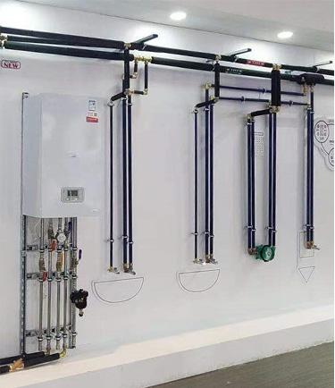 双兴浅谈不锈钢环压管件安装过程