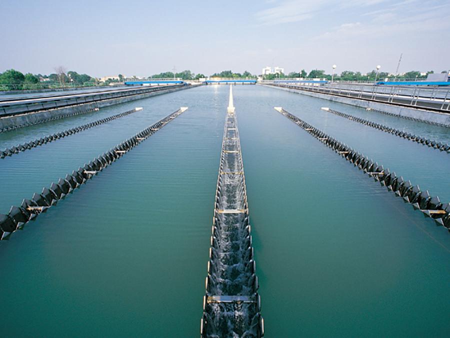 双兴卡压式不锈钢水管水利工程案例