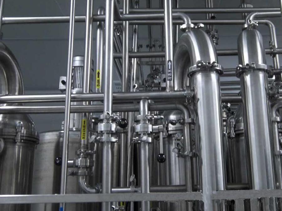 人民医院医用级不锈钢饮用水管工程案例