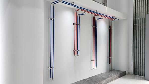 双兴沟槽不锈钢水管