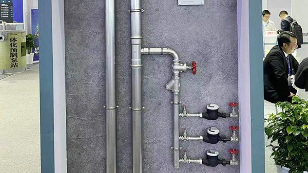 304不锈钢水管